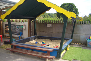 Sandpit cover supplied by Seal Seam Ltd, Tarpaulin Manufacturer