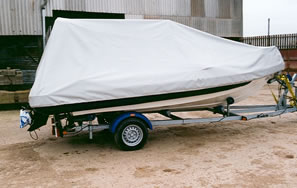 Tarpaulin Covers for Sports & Leisure Items - Seal Seam